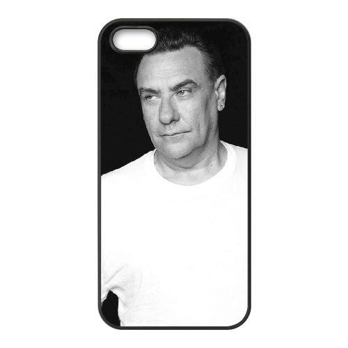 Bill Ward 001 coque iPhone 5 5S cellulaire cas coque de téléphone cas téléphone cellulaire noir couvercle EOKXLLNCD22221