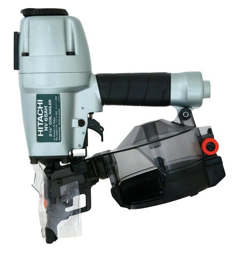 Hitachi NV65AH 2-1/2-Inch Coil Siding Nailer (Discontinued by Manufacturer)