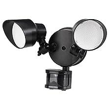Honeywell LED 2-Step PIR Floodlight