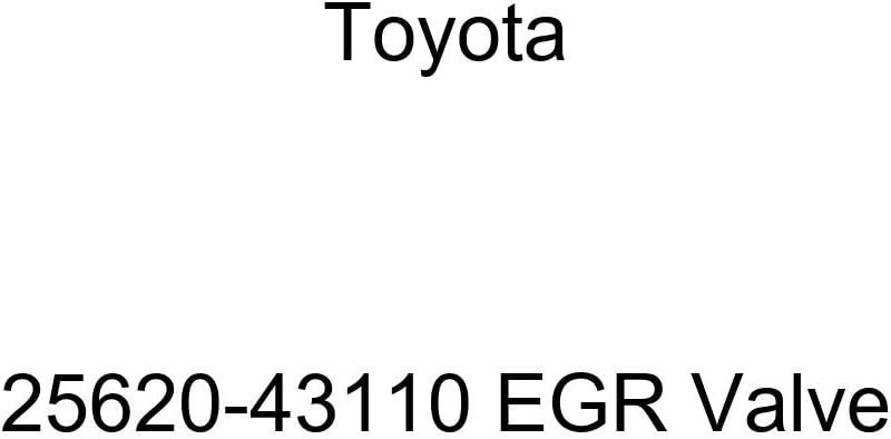 Toyota 25620-43110 EGR Valve
