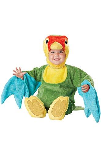 Costume Pilgrim For Running (Love Bird Parrot Animal Infant Baby)