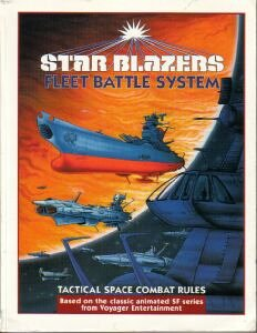 Star Blazers Fleet Battle System (Gamilon and White Comet Wars)