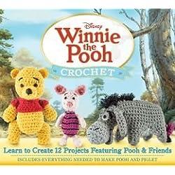 Disney Winnie the Pooh Crochet Kit by Megan Kreiner