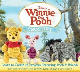 Amazoncom Disney Winnie The Pooh Crochet Kit By Megan Kreiner