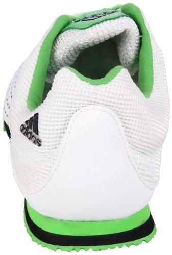 Scarpa Da Running Adidas Uomo Jumpstar Allround Running Bianco / Nero / Verde Intenso