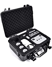 TOMAT Mini 2 Case Waterproof Hard Carrying Case Compatible with DJI Mini 2 Fly More Combo Accessories