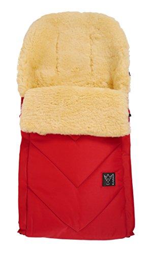 Premium German Sheepskin Footmuff Kaiser Baby Dublas