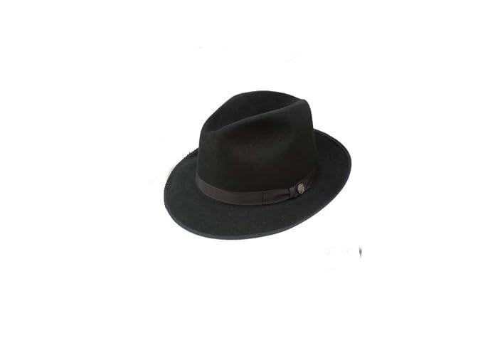 Stetson Men s Runabout Packable Fur Felt Hat at Amazon Men s ... 0a49d53dd1f2