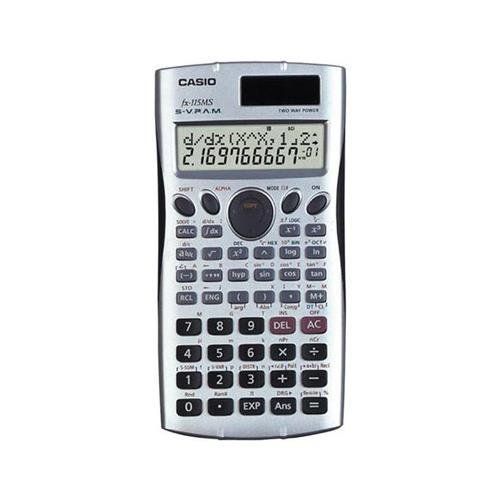 Casio Scientific Calculator FX-115MS
