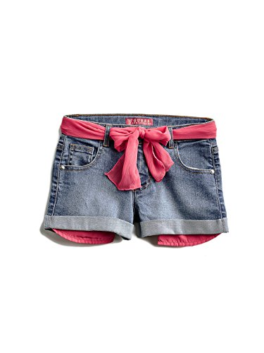 GUESS Factory Ella Denim Shorts (2-6)