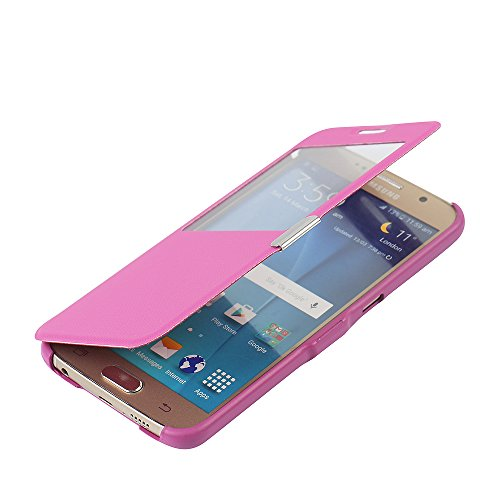 MTRONX Magnetic Closure Leather Samsung