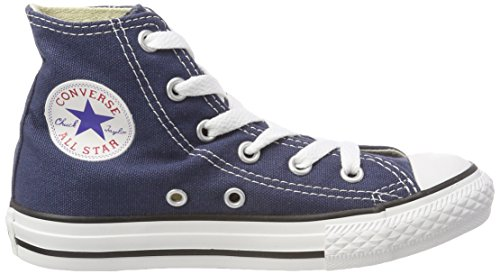 Hi Navy White Navy Converse Shoes Unisex Kids' CTAS Youth Fitness w8tU8