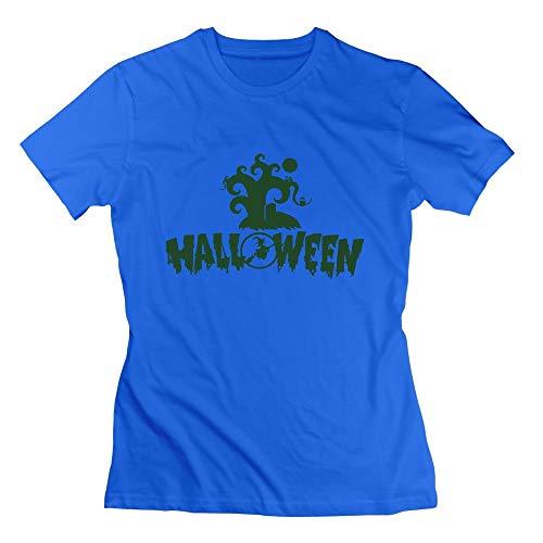 Halloween Trick Or Treateaturinglying Bats Womens Tshirts -