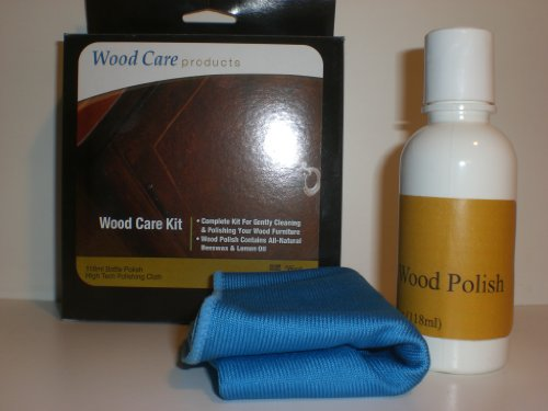 Wood Master Wood Care Kit