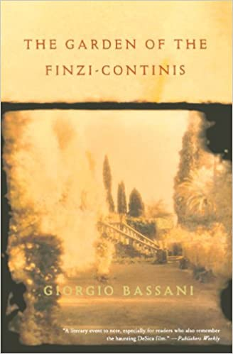 The The Garden of the Finzi-Continis by Giorgio Bassani travel product recommended by Praf on Lifney.