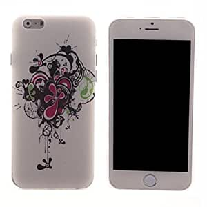 QYF The Cartoon Design PC Hard Case for iPhone 6 Plus