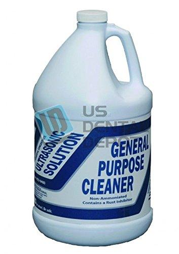 DEFEND- Antibacterial General Purpose Ultrasonic Cleaner Sol 111372 Us Depot by DEFEND