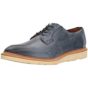Allen Edmonds Men's Cove Drive Oxford, Navy Leather, 8 D US