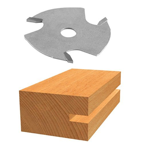 Top Two Wing Slotting Cutters