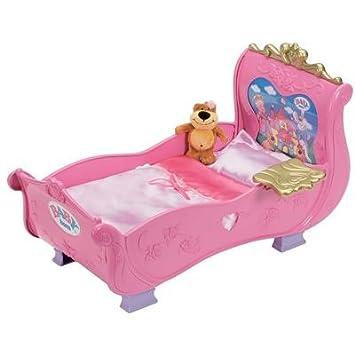 Zapf 116760 Baby Born Magisches Bett Amazon De Spielzeug