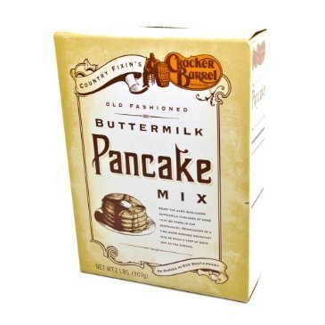 Cracker Barrel Buttermilk Baking & Pancake Mix - 32 Oz (2-Packs)
