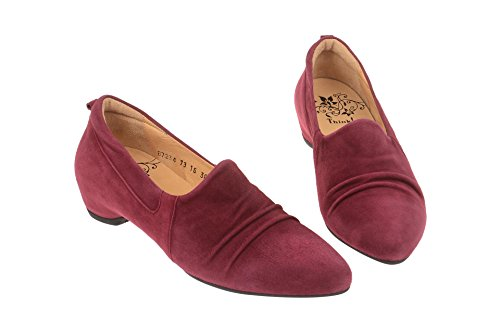 Think Imma Flats Women's Ballet Red BaX1awq