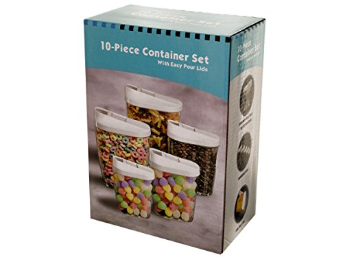 The 8 best cereal container with sliding lid