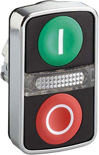 Multi-Head Push Button, Illum, 22mm, ()