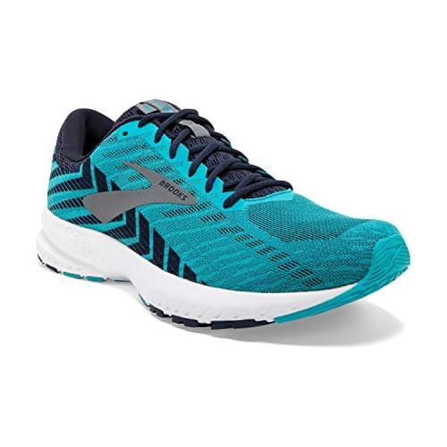 chollos oferta descuentos barato Brooks Launch 6 Zapatillas de Running para Hombre Multicolor Bluebird Peacoat Shade 435 40 5 EU