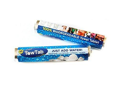 TowTabs 10 count roll TT-21CS