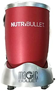 Magic Bullet NutriBullet 12-Piece Hi-Speed Blender/Mixer System