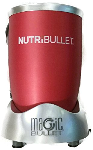 Magic bullet nutribullet 12 piece hi speed blender mixer for Magic bullet motor size