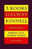 Three Books, Galway Kinnell, 0395680883