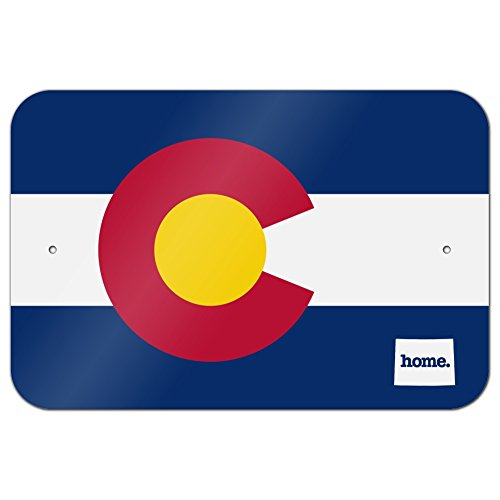 Graphics and More Colorado CO Home State Flag Officially Lic
