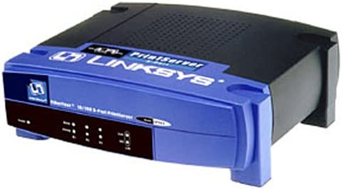 B000030067 Cisco-Linksys EPSX3 EtherFast 10/100 3-port PrintServer 41ENDBF85XL.
