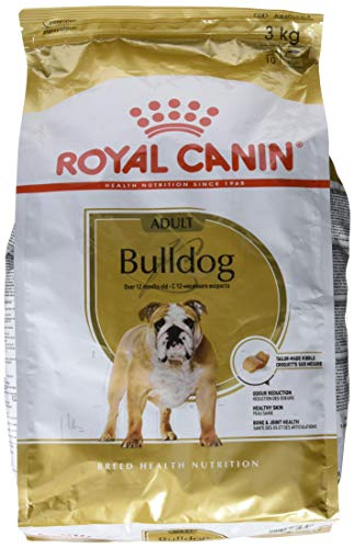 (Royal Canin Bulldog 24 Dry Mix 3 Kg)