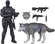 G.I. Joe Classified Series, Figura de 15 cm - Snake Eyes e Timber: Alpha Commandos - F0759 - Hasbro