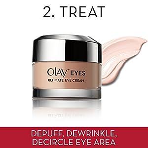 Olay Anti-Aging Skincare Kit with Regenerist Cleanser, Moisturizer & Eye Cream
