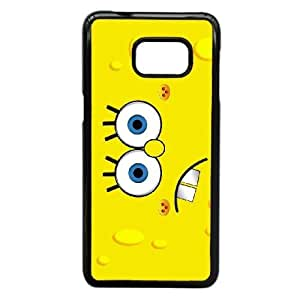 Personalized Durable Cases Samsung Galaxy S6 Edge Plus Cell Phone Case Black Dkfeq Movie Spongebob Protection Cover