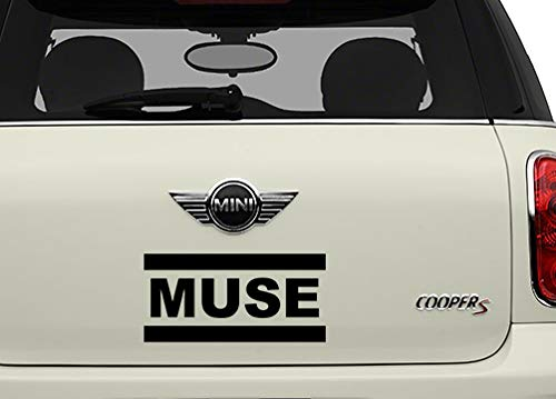 Muse Misc Automotive Decal//Bumper Sticker