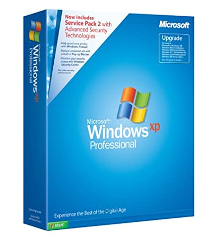 Amazon.com: Microsoft Windows XP Professional UPGRADE With SP2