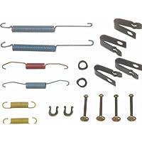 Wagner H17206 Drum Brake Hardware Kit, Rear