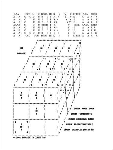 A Cubik Year Honabe 9781418454807 Amazon Com Books
