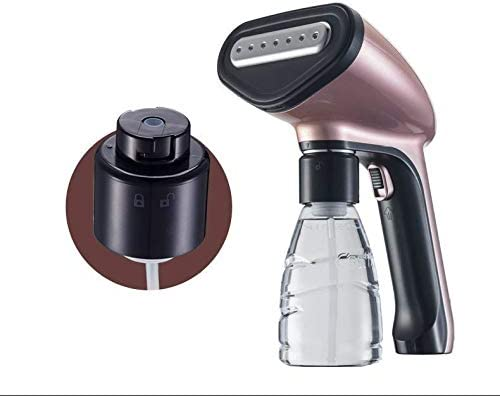 Zhuoyi Machine à Repasser Portable, Haute Puissance, Humide et Sec, arrêt Automatique en Cas de Manque d'eau, empêche la Combustion à Sec, Machine à Repasser puissante