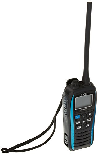 ICOM IC-M25 21 Handheld VHF Radio - Blue Trim