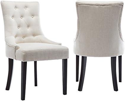 FUMU Tufted Chairs
