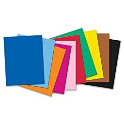 Pacon Poster Board, 4-Ply, 22\