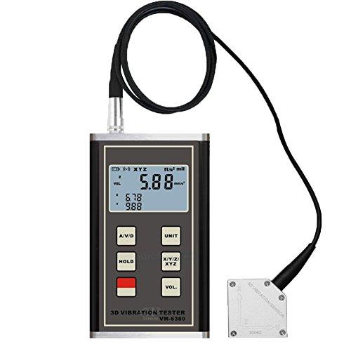 Top Vibration Meters