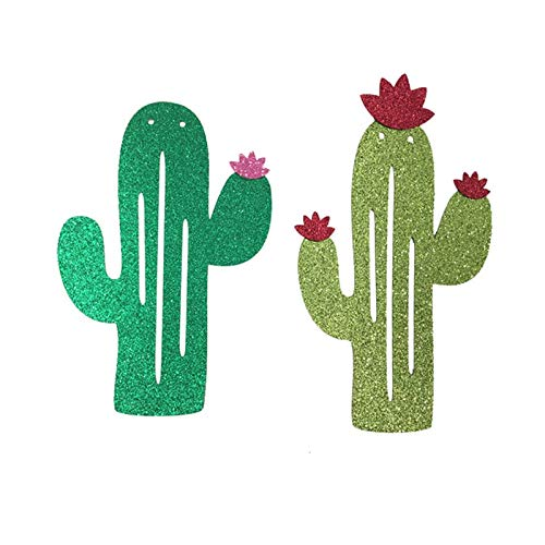 (Party Diy Decorations - Glitter Cactus Lahua Flower Wall Decoration Kindergarten Children 39 S Room Diy Holiday - Hand Blood Angel For Easter Diamond Confetti Craft Anime)