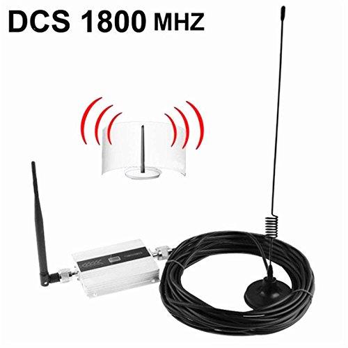 Pantalla LCD GSM DCS 1800 MHz Repetidor de señal teléfono celular amplificador